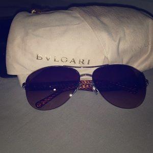 Bvlgari Sunglasses - Aviator